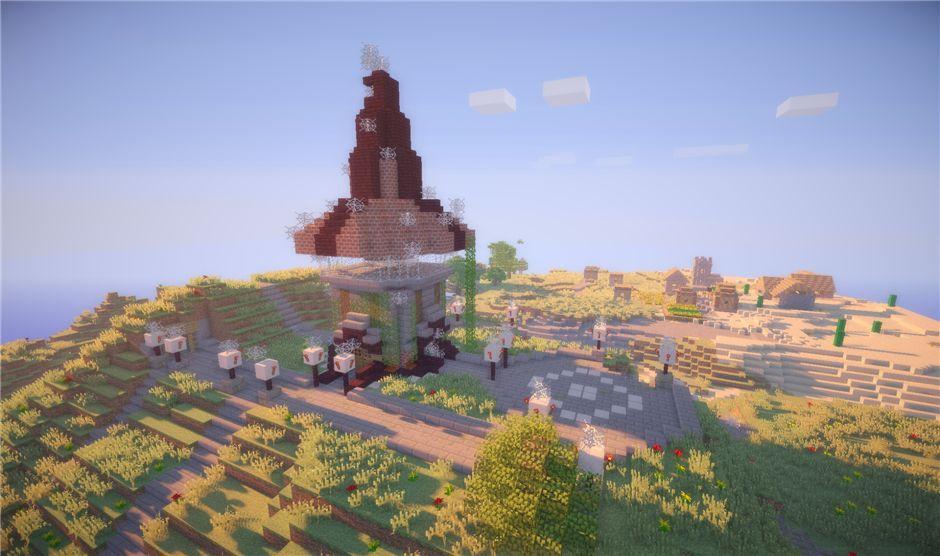 Башня-ловушка (игра царь горы)