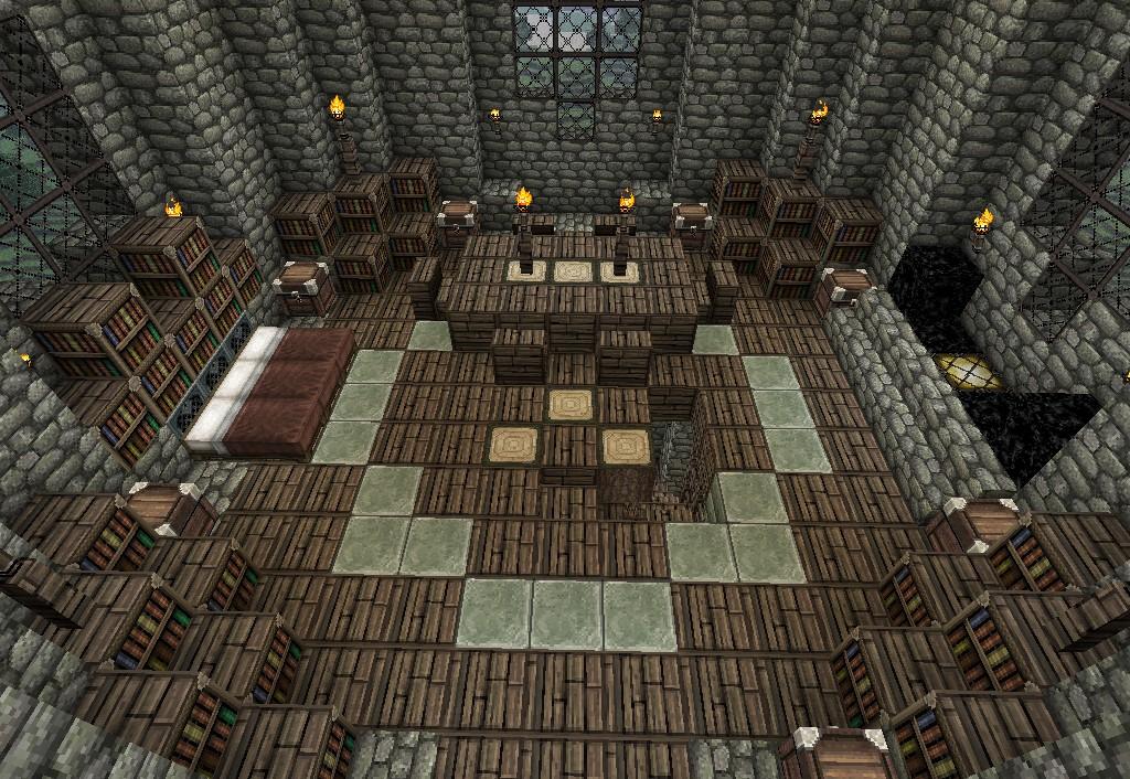 Средневековая башня Мастера