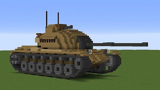 Танк M48 Patton