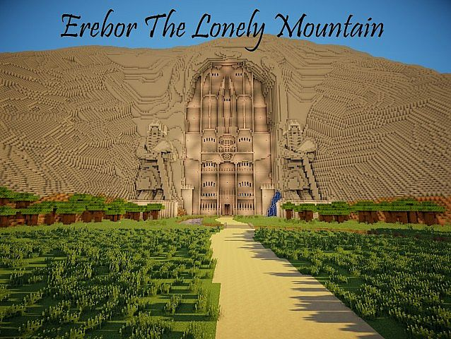 Erebor - The Lonely Mountain (город-государство)