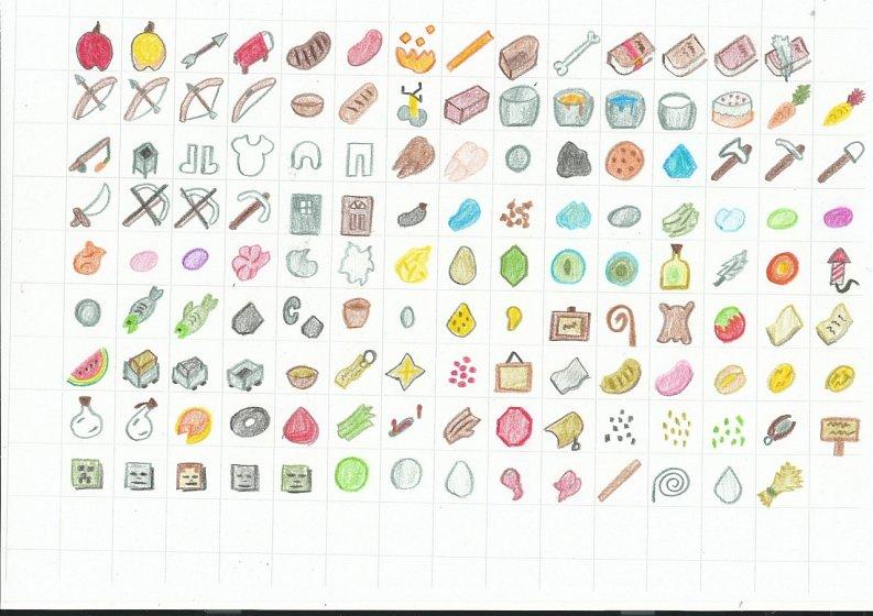 Pencil Pack - рисованный ресурс-пак