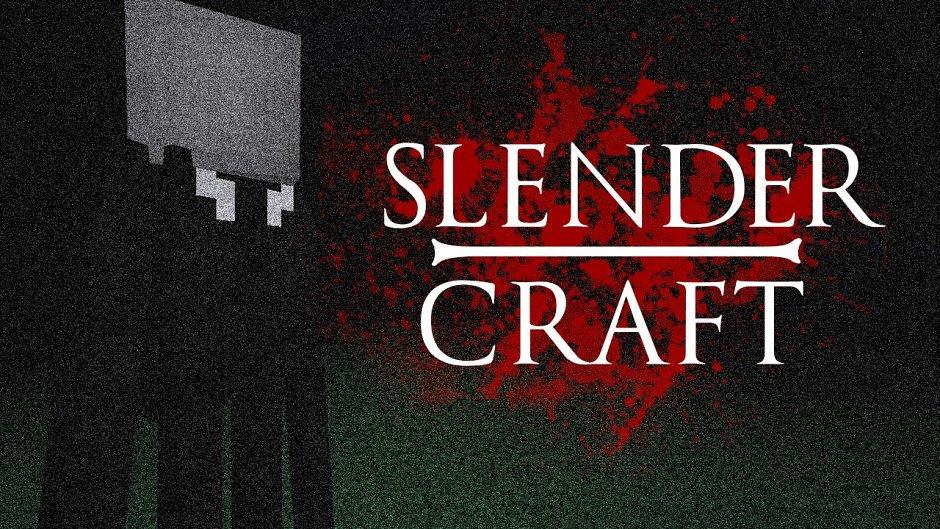 Slendercraft ресурс-пак для Minecraft 1.8