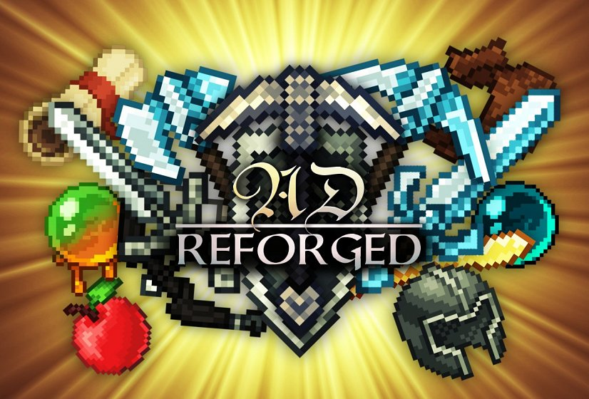 AD Reforged - фэнтези RPG ресурс-пак