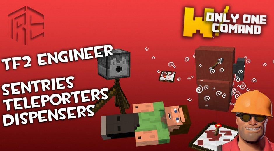 Team Fortress 2 Engineer's machines