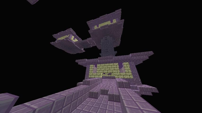 Эндер мир из Minecraft 1.9