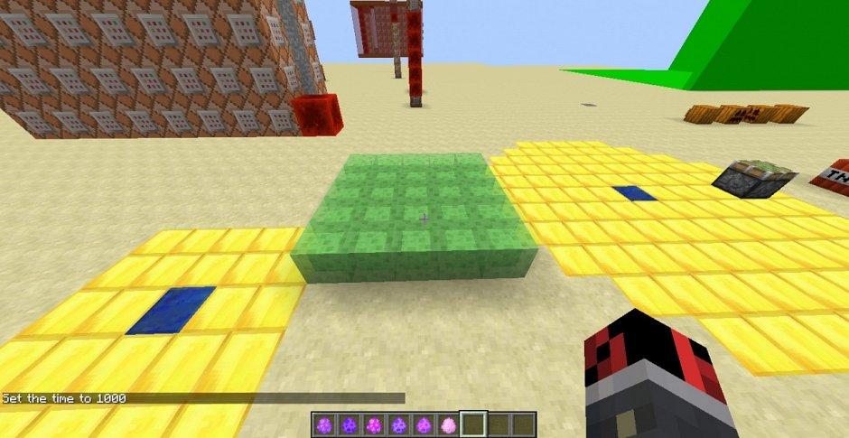 Тролль блоки - Редстоун-схемы - Griefing.Ru - блоги, ресурс-паки, моды и карты для Minecraft