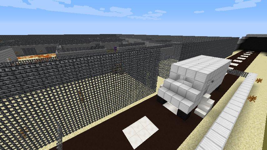скачать карту для майнкрафт побег из тюрьмы - фото 10