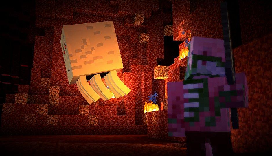 Скачать Minecraft Story Mode