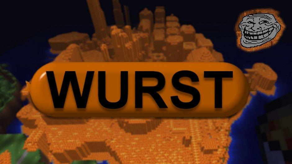 Minecraft 1. 8. X hacked client wurst wizardhax. Com.