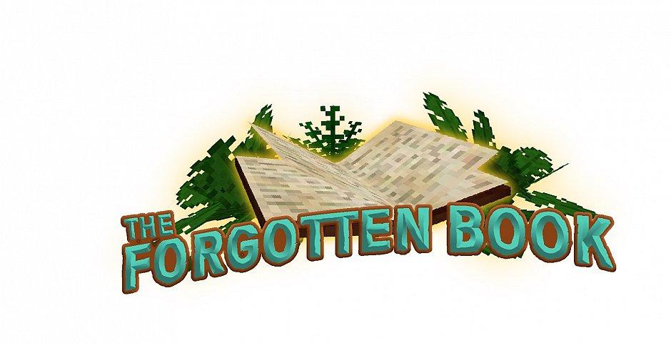The Forgotten Book - карта приключений