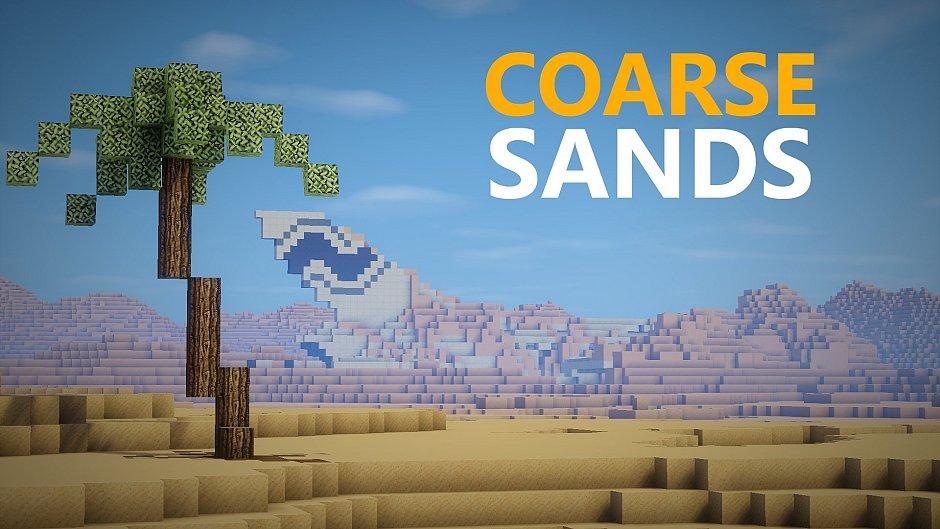 Coarse Sands - карта на выживание
