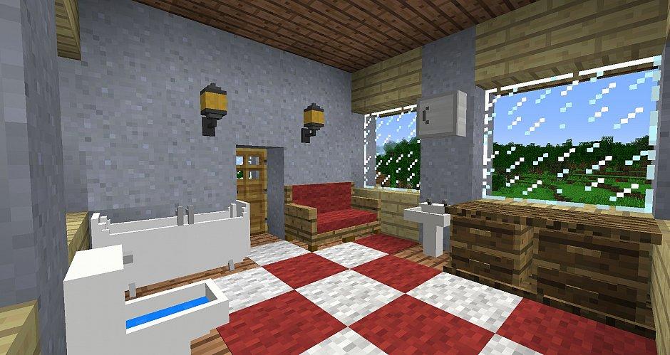 Сборка модов на мебель от jakoby3
