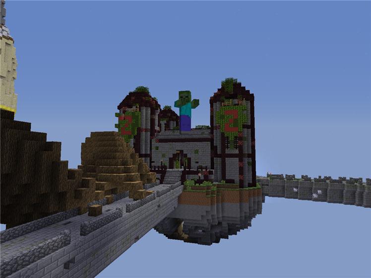 Советы по выживанию на сервере MineZ: Villager VS Zombie от Funny_Broo