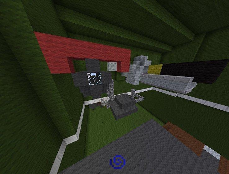 Танки в Minecraft