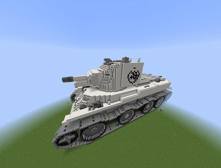 BT-42 3D-арт