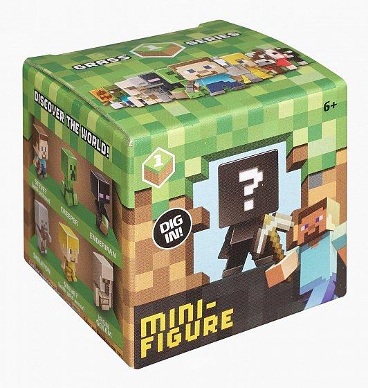 Коробка Сюрприз Minecraft