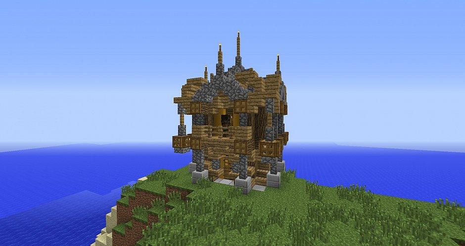 Туториал как построить дерево :)