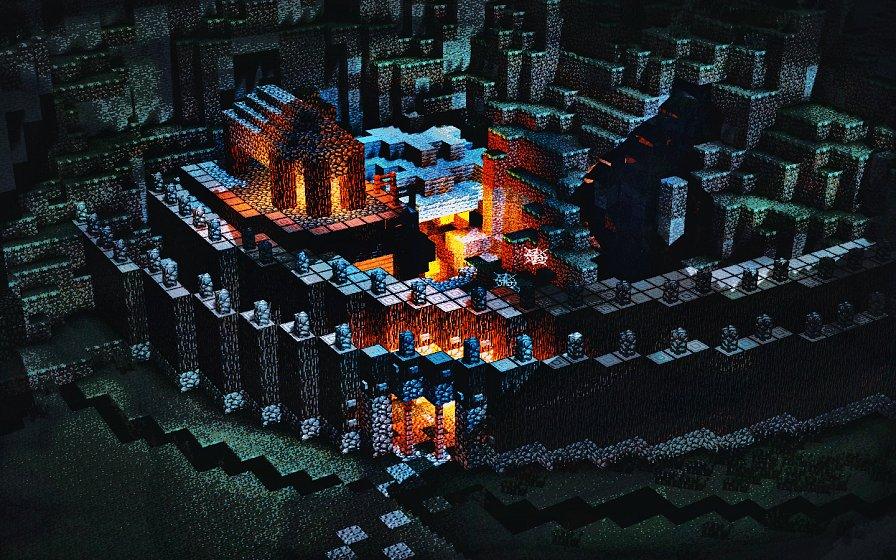 Средневековый форт