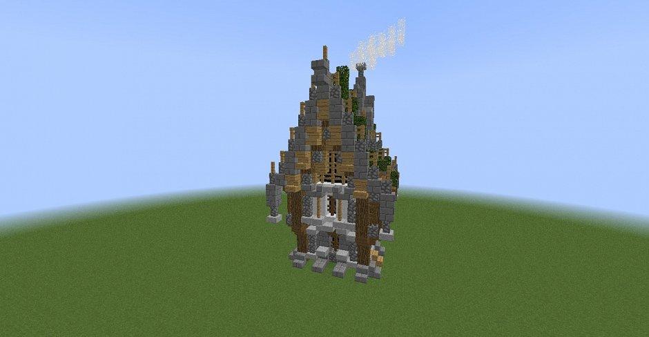 Красивый домик от andreytawer
