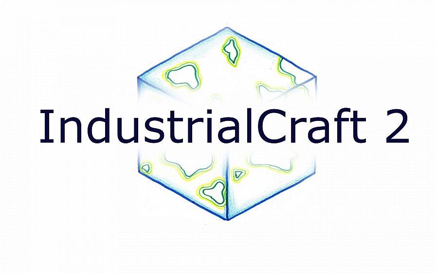 Мод IndustrialCraft 2 (1.7.10)