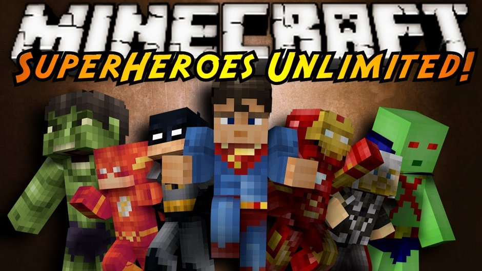 Superheroes Unlimited Mod V.3.5.1