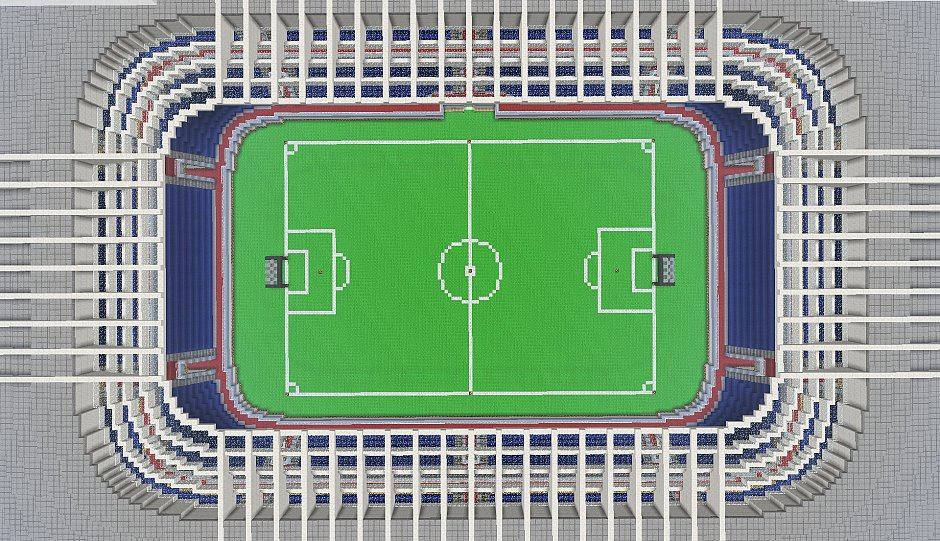 """Футбольный стадион """"Greenfield"""""""
