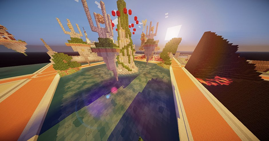 Шейдеры для Minecraft 1.5.2