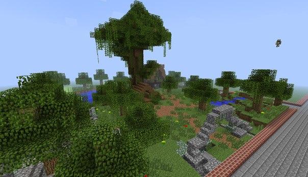 Просто очередной дом в лесу