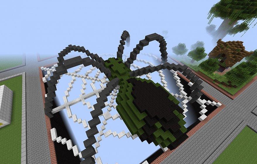 Очередной паук (by electric)