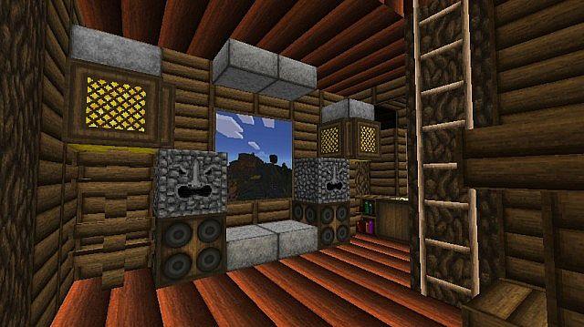 MedievalCraft HD средневековые текстуры