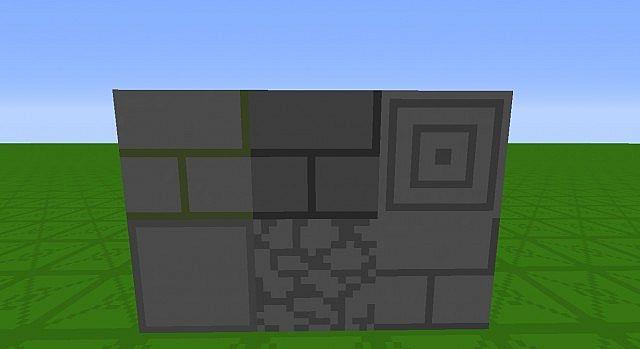 Simply Minecraft - необычные текстуры