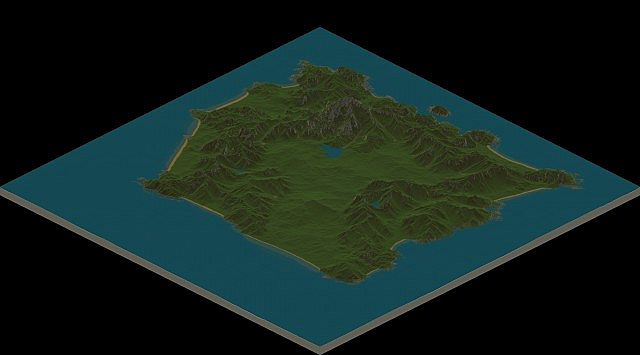 Emporia - Новый ландшафт для Minecraft