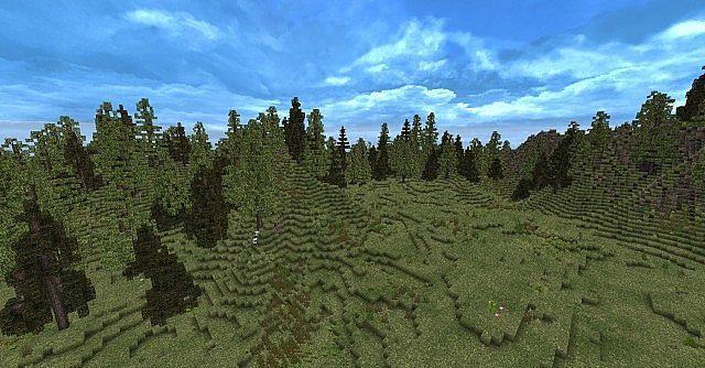 Anadonium - скалистая местность Швеции