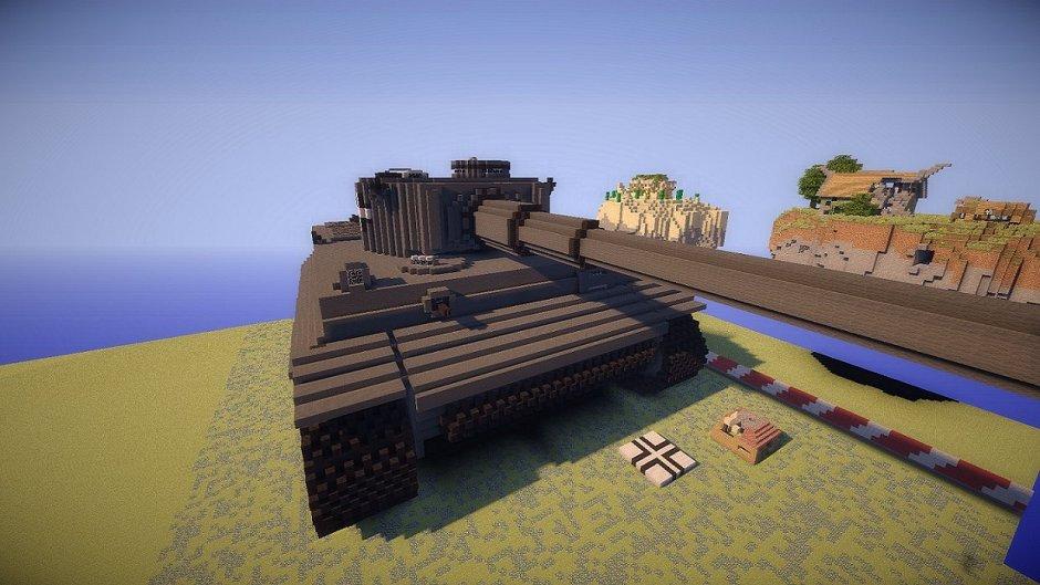Легенда арийского танкостроения Panzerkampfwagen VI Tiger 1