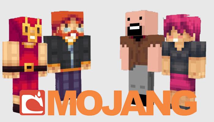Minecraft история mojang 2012